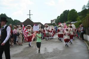 Kreistrachtenfest Fröhnd